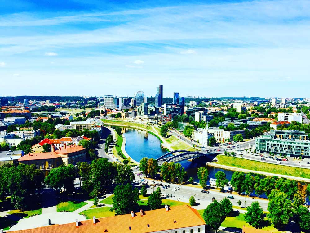 Lithuania: Land of (Crypto-Techno) Opportunity